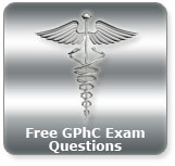Free GPhC Exam Questions